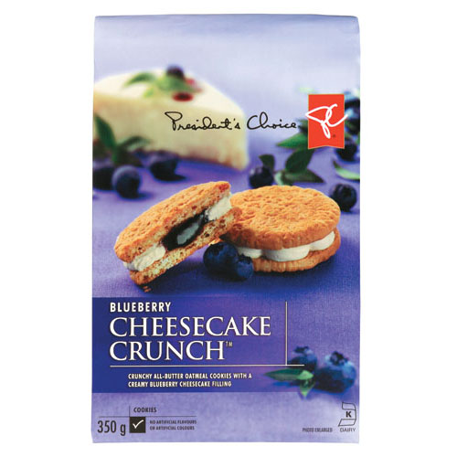 President S Choice Blueberry Cheesecake Cookies